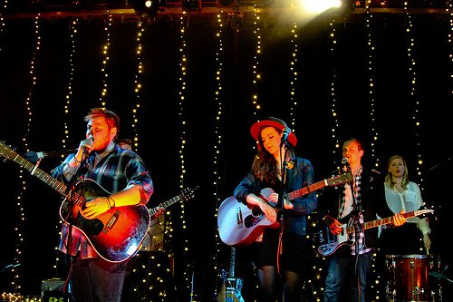 Of monsters and men tour dates in Perth
